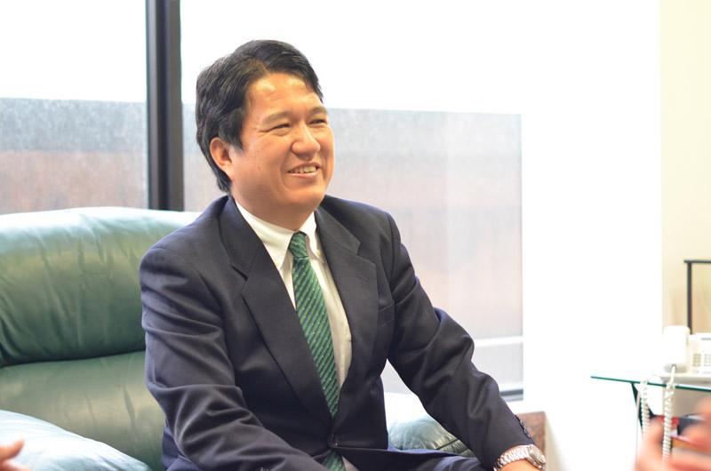 自治体国際化協会(CLAIR)シドニー事務所の上坊勝則所長へインタビューしました!