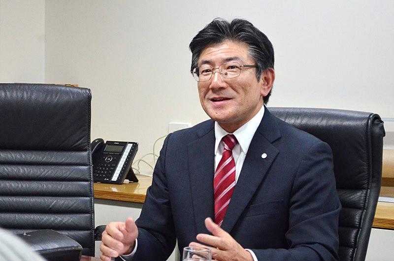 日豪を繋ぐ架け橋として活躍される日本航空シドニー支店の田島実支店長にインタビュー!