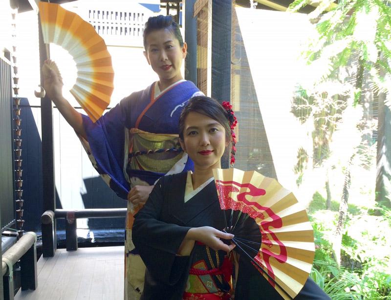 日本舞踊の平林純子さんへインタビュー!