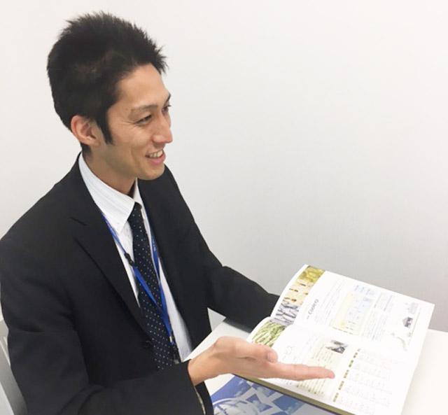 航空集配サービス株式会社さんへインタビュー
