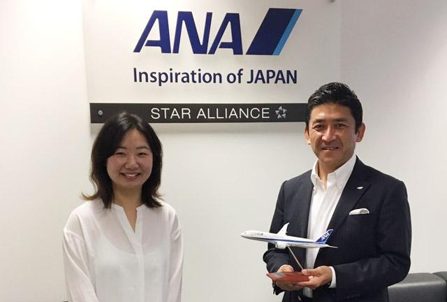 今年も盛り上げます!ANA(全日本空輸株式会社)シドニー支店の定行支店長へインタビューしました