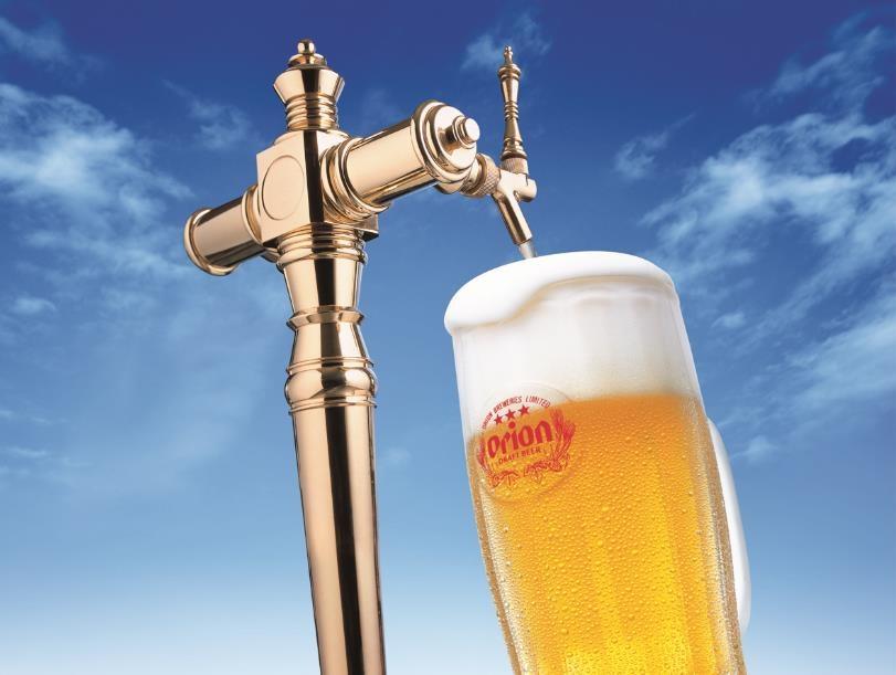 【必見】祭り来場者の喉を潤す「オリオンビール」の美味しい飲み方を伝授します