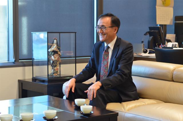 2017年日本の祭り!インタビュー第一弾は在シドニー日本国総領事の竹若敬三氏です