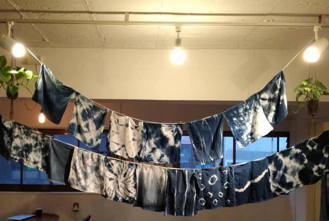 祭り当日に藍染体験ができる!Matsuri初出展「Simply Native Japan」さんへインタビュー!